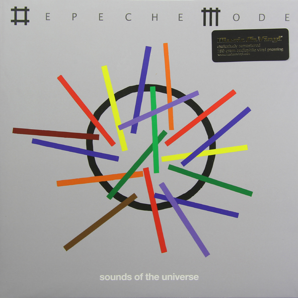 Depeche Mode Depeche Mode - Sounds Of The Universe (2 Lp, 180 Gr) the jayhawks the jayhawks sound of lies 2 lp