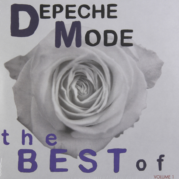 Depeche Mode Depeche Mode - The Best Of Depeche Mode Volume 1 (3 LP)