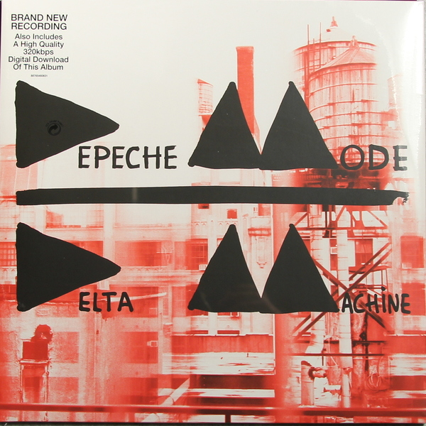 цена на Depeche Mode Depeche Mode - Delta Machine (2 LP)