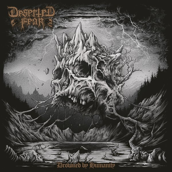 цена на Deserted Fear Deserted Fear - Drowned By Humanity (180 Gr)