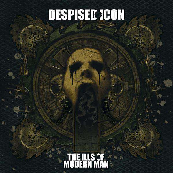 Despised Icon Despised Icon - The Ills Of Modern Man (lp+cd) t art блузка