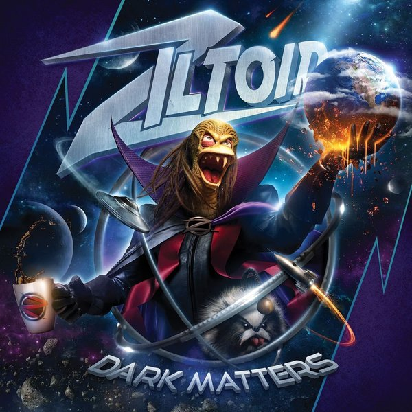 Devin Townsend Project Devin Townsend Project - Dark Matters (stand-alone Version 2015) (2 Lp+cd)