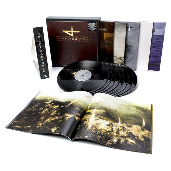 Devin Townsend Project Devin Townsend Project - Eras - Vinyl Collection Part Ii (8 Lp, 180 Gr)
