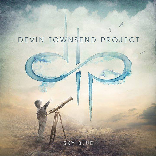 Devin Townsend Project Devin Townsend Project - Sky Blue (stand-alone Version 2015) (2 Lp+cd)