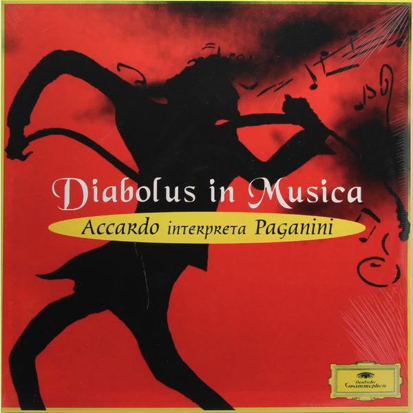 Diabolus In Musica Diabolus In Musica - Accardo Interpreta Paganini (2 LP) slayer slayer diabolus in musica