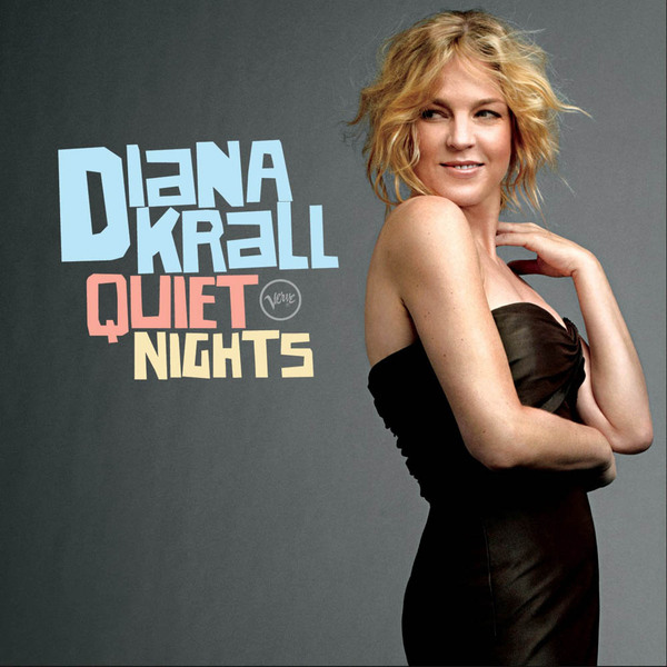 Diana Krall Diana Krall - Quiet Nights (2 LP) women tank running breathable fitness comfortable vest workout sleeveless quick dry gym boxing sportswear shirt yoga top