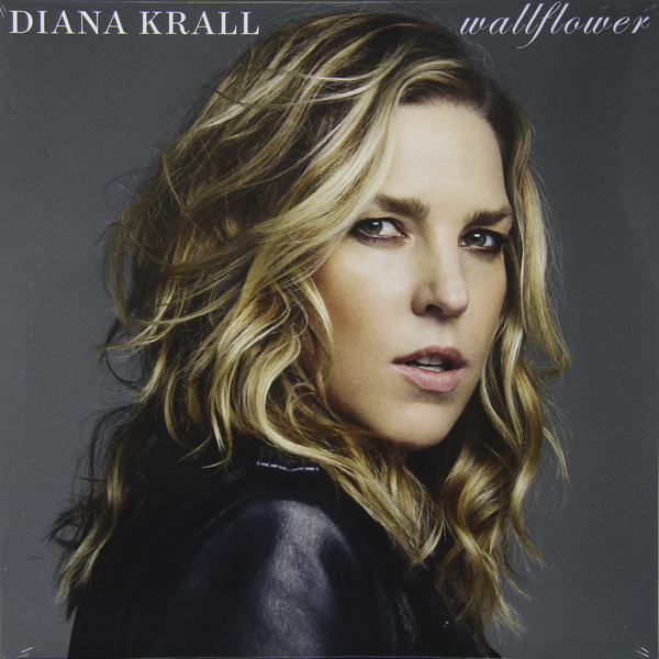 Diana Krall Diana Krall - Wallflower (2 LP) universal leather car armrest central store content storage box with cup holder center console armrests free shipping