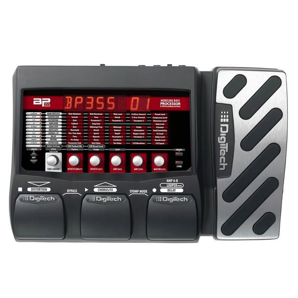 Гитарный процессор Digitech BP355 кейс для гитарных эффектов и кабинетов thon case roland gr 55