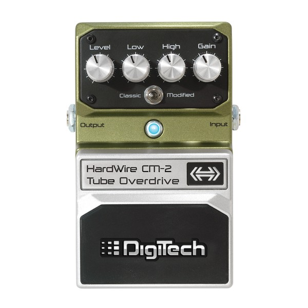 Педаль эффектов Digitech CM-2 Tube Overdrive bachman turner overdrive bachman turner overdrive gold 2 cd