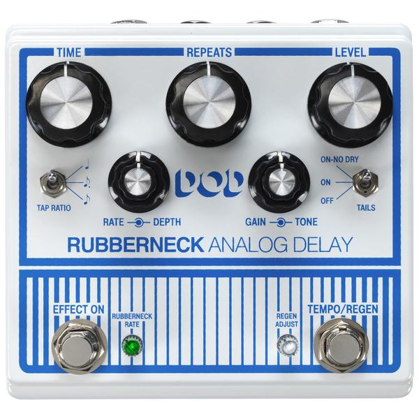 Педаль эффектов Digitech DOD Rubberneck
