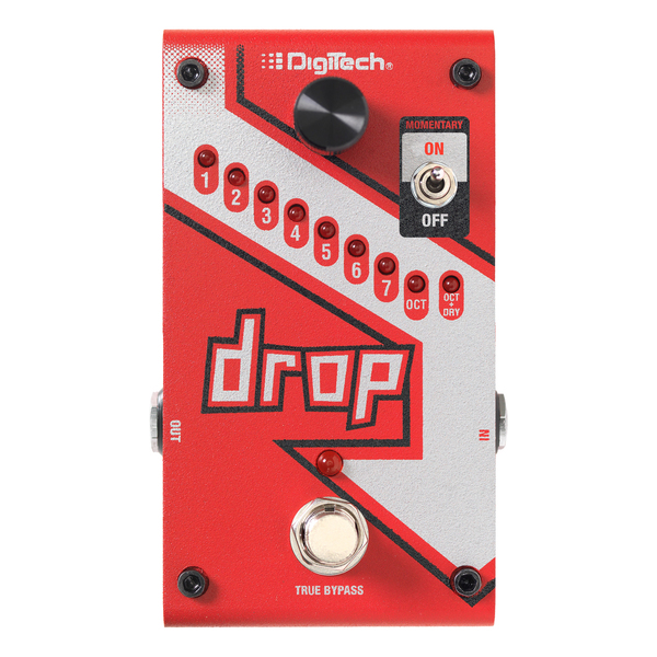 Педаль эффектов Digitech DROP