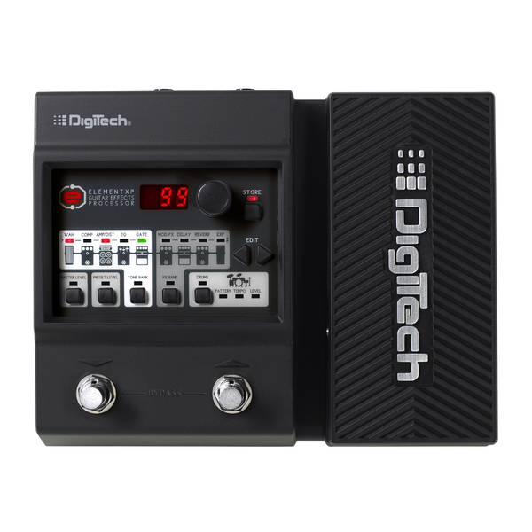 Гитарный процессор Digitech Element XP процессор эффектов lexicon mx400xl