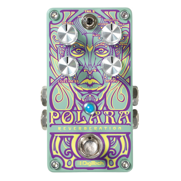 Педаль эффектов Digitech POLARA digitech ps0913b power supply