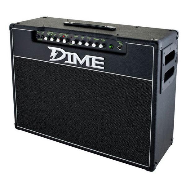 Гитарный комбоусилитель DIME D100C гитарный комбоусилитель roland blues cube stage
