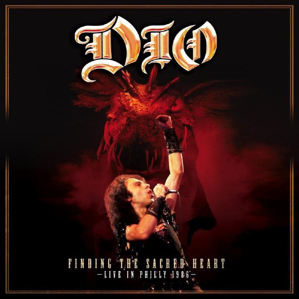 DIO - Finding The Sacred Heart Live In Philly 1986 (2 LP)