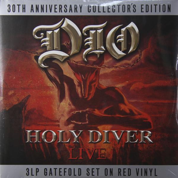 DIO - Holy Diver Live (3 LP)