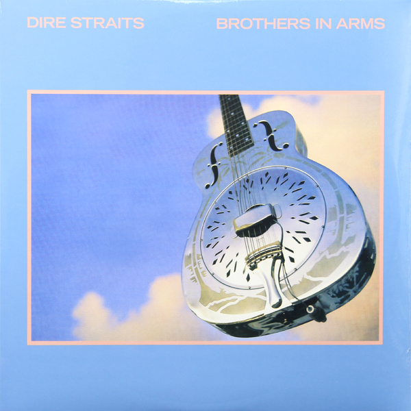 все цены на Dire Straits Dire Straits - Brothers In Arms (2 LP)