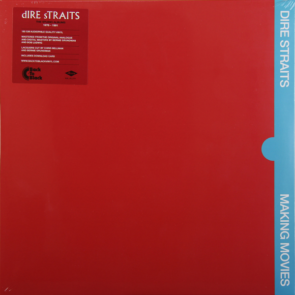 Dire Straits Dire Straits - Making Movies (180 Gr) лонгслив printio dire straits