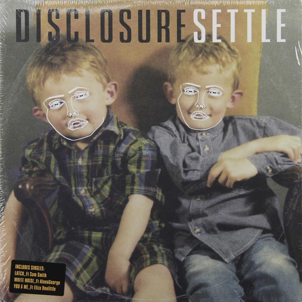 Disclosure - Settle (2 LP)