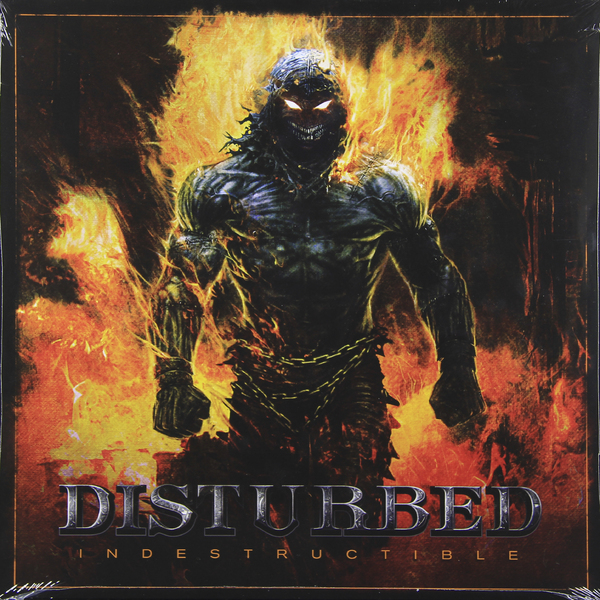 Disturbed Disturbed - Indestructible