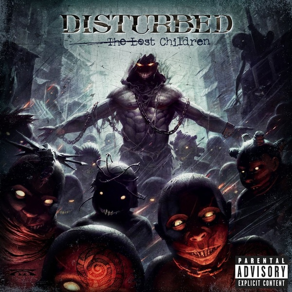 Disturbed Disturbed - The Lost Children (2 LP) disturbed disturbed live at red rocks 2 lp