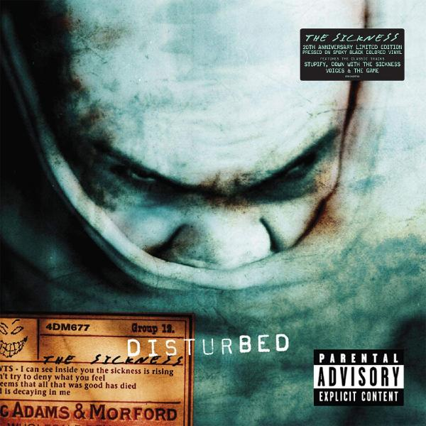 Disturbed - The Sickness (colour)