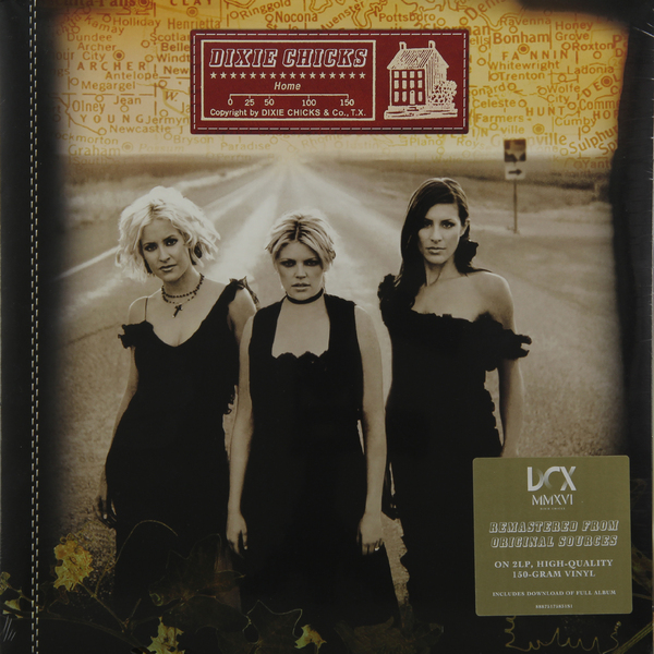 Dixie Chicks Dixie Chicks - Home (2 Lp, 180 Gr) ранец albion turbo chicks