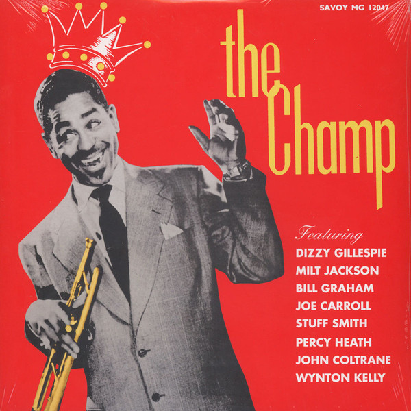 Dizzy Gillespie Dizzy Gillespie - Champ автомобильное зеркало cool dizzy 4 3