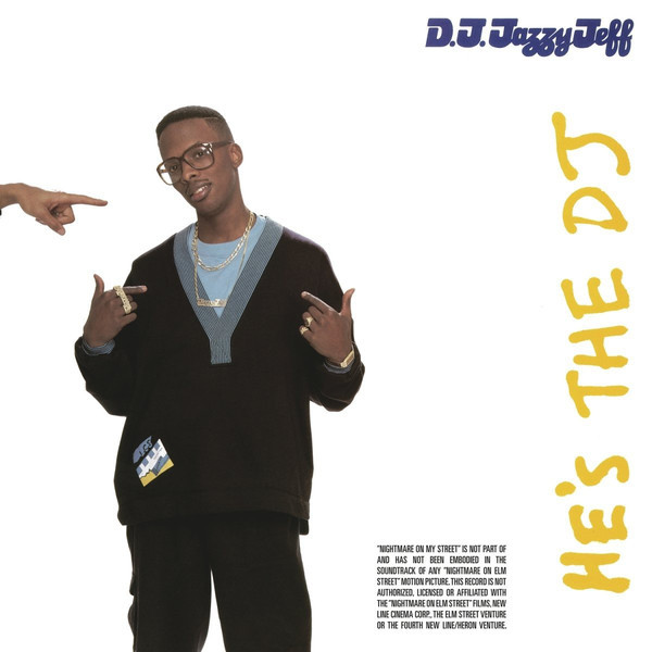 Dj Jazzy Jeff The Fresh Prince Dj Jazzy Jeff The Fresh Prince - He's The Dj, I'm The Rapper (2 LP)