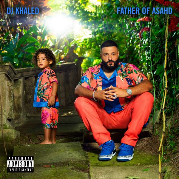 Dj Khaled - Father Of Asahd (2 Lp, Colour)