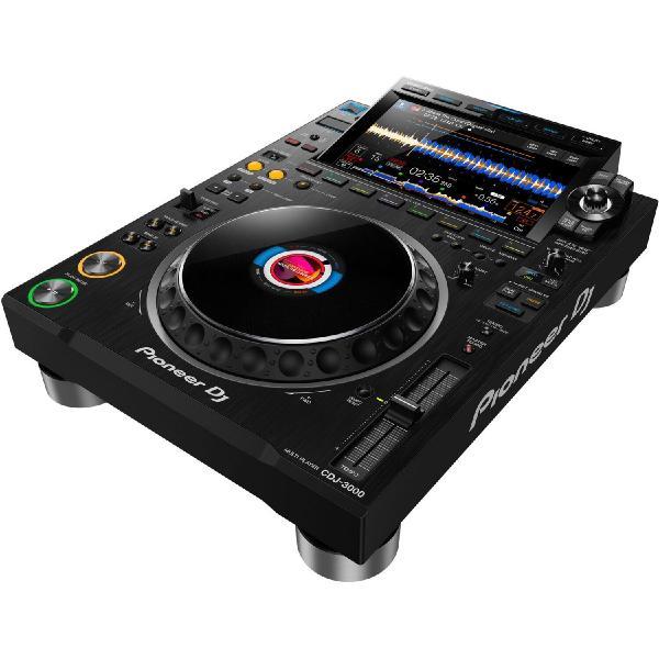 DJ CD проигрыватель Pioneer DJ CDJ-3000