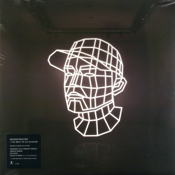 Dj Shadow Dj Shadow - Reconstructed-the Best Of Dj Shadow (2 LP) spevert 2pcs ghost shadow led car door welcome light laser car door shadow led projector logo batman wireless for all
