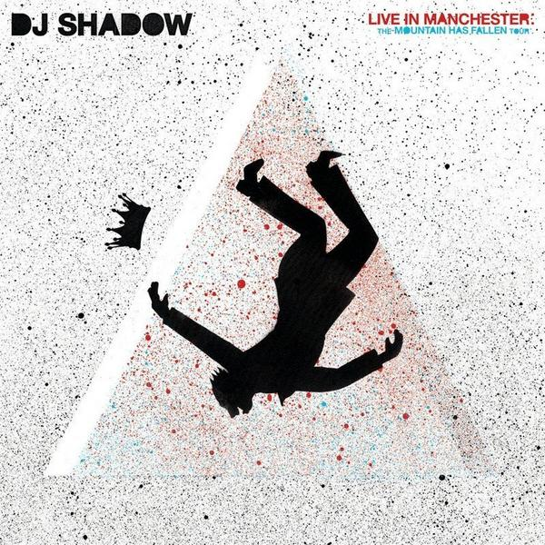Dj Shadow - Live In Manchester: The Mountain Has Fallen Tour (2 LP)