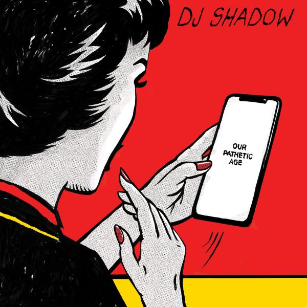 Dj Shadow - Our Pathetic Age (2 LP)