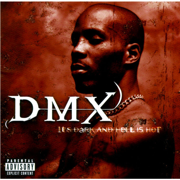 DMX DMX - It's Dark And Hell Is Hot (2 LP) hell is for heroes повседневные брюки