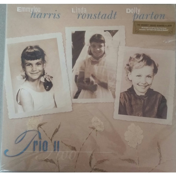 Dolly Parton Linda Ronstadt Emmylou Harris Dolly Parton Linda Ronstadt Emmylou Harris - Trio Ii Original Album (180 Gr) harris r dictator isbn 9780099522683