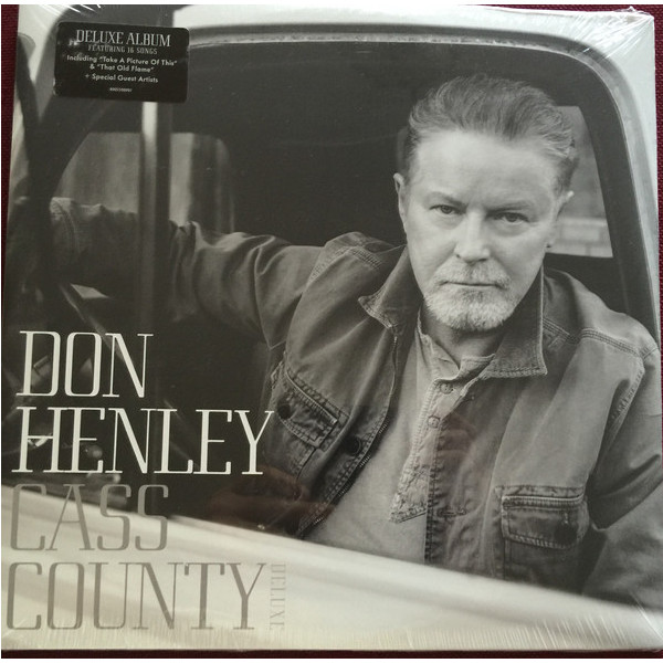 Фото - Don Henley Don Henley - Cass County. Deluxe (2 Lp + Cd) lee jeans men s henley washed black