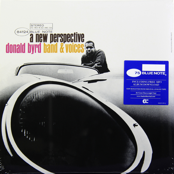 Donald Byrd Donald Byrd - A New Perspective (180 Gr) donald wigal pollock