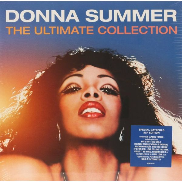 Donna Summer Donna Summer - The Ultimate Collection (2 LP) ultimate summer cd