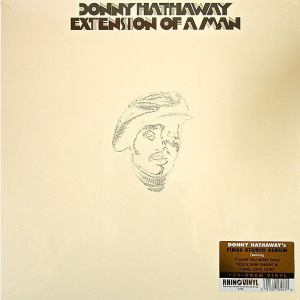 Donny Hathaway Donny Hathaway - Extension Of A Man (180 Gr) все цены