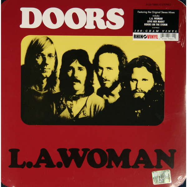 The Doors The Doors - L.a. Woman (180 Gr) the doors the doors l a woman 40th anniversary edition