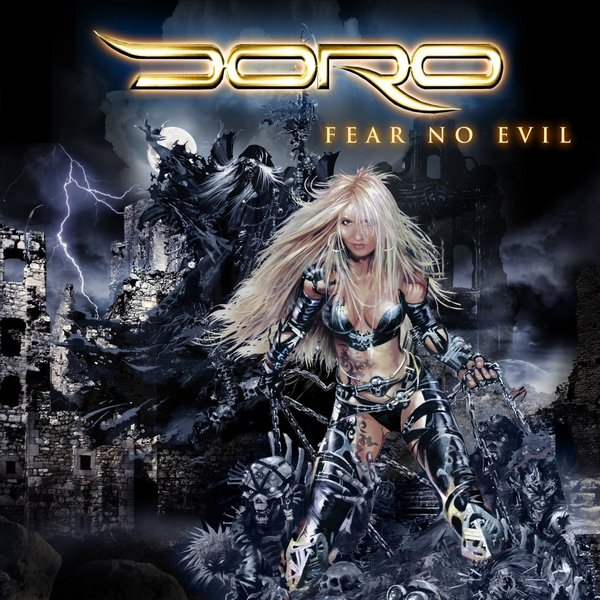 DORO - Fear No Evil (2 Lp, Colour)