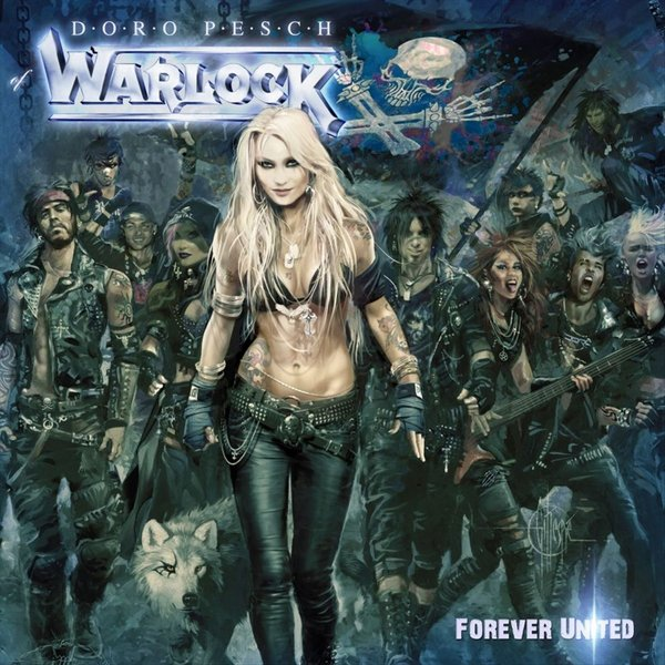 DORO - Forever United (2 LP)
