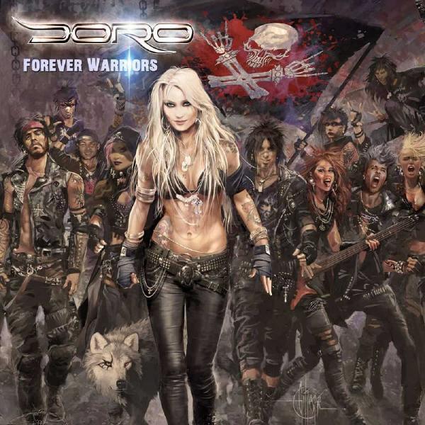 лучшая цена DORO DORO - Forever Warriors (2 LP)