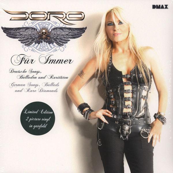 лучшая цена DORO DORO - Fur Immer (2 Lp, Picture Disc)