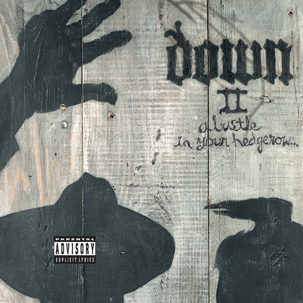 DOWN DOWN - Down Ii. A Bustle In Your Hedgerow… (2 LP)