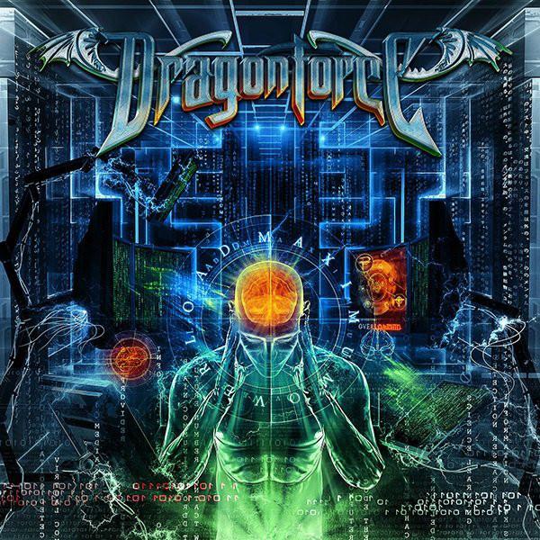 Dragonforce Dragonforce - Maximum Overload dragonforce dragonforce maximum overload cd dvd