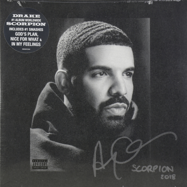 DRAKE DRAKE - Scorpion (2 LP)