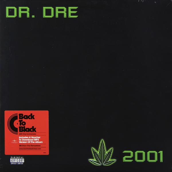 Dr. Dre Dr. Dre - 2001 (2 Lp, 180 Gr) какие наушники dr dre