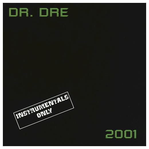 Dr. Dre - 2001 (2 Lp, Instrumental)